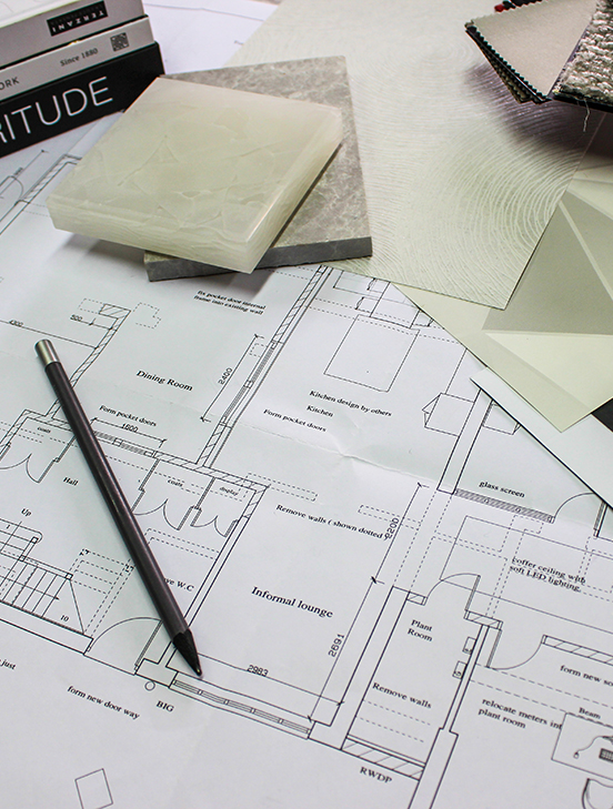 Space Planning and AutoCAD photo